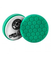 HEX-LOGIC HEAVY POLISHING PAD, GREEN (4 INCH)