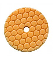 Hex-Logic Quantum Medium-Heavy Cutting Pad, Orange (5.5 Inch) - baza prindere 5 Inch