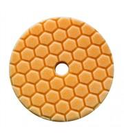 Hex-Logic Quantum Medium-Heavy Cutting Pad, Orange (5.5 Inch)