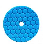 Hex-Logic Quantum Polishing/Finishing Pad, Blue (5.5 Inch) - baza prindere 5 Inch