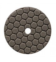 Hex-Logic Quantum Finishing Pad, Black (5.5 Inch) - baza prindere 5 Inch