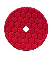 Hex-Logic Quantum Ultra Light Finishing Pad, Red (5.5 Inch) - baza prindere 5 Inch