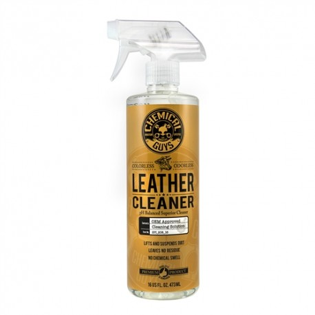 Leather Cleaner - Premium Cleaner & Pre-conditioner