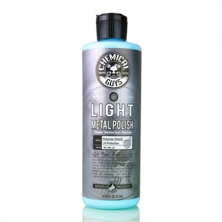 Light Metal Polish - Metal Wax (473 ml)