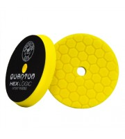 Hex-Logic Quantum Heavy Cutting Pad, Yellow (6.5 Inch)