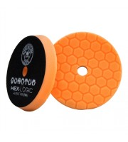 Hex-Logic Quantum Medium-Heavy Cutting Pad, Orange (6.5 Inch)