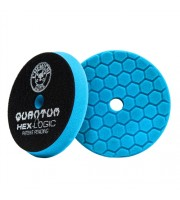 Hex-Logic Quantum Polishing/Finishing Pad, Blue (6.5 Inch)