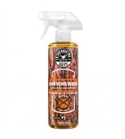 Morning Wood Sophisticated Sandalwood Scent Premium Air Freshener & Odor Eliminator (473 ml)