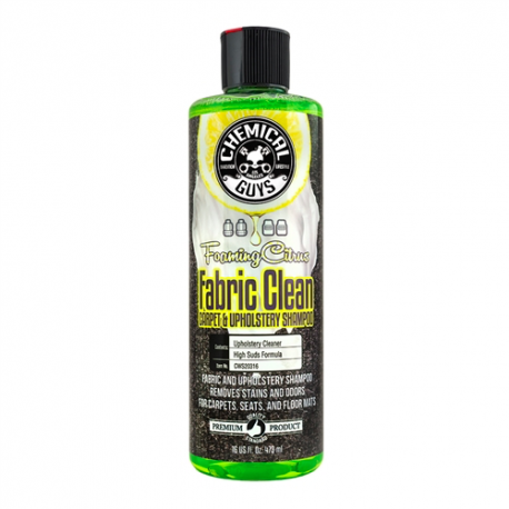 Fabric Clean Carpet & Upholstery Shampoo & Odor Eliminator (473 ml)