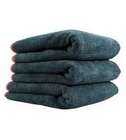 Premium Red-Line Microfiber Towel, 60 x 40 cm