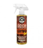 Extreme Offensive Odor Eliminator, Leather Scent (473 ml)