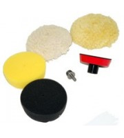 Kit complet pentru polish (4 inch)