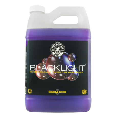 Black Light Hybrid Radiant Finish Car Wash Soap (473 ml)