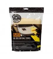 Waffle Weave Suv Microfiber Drying Towel, 89 x 66 cm