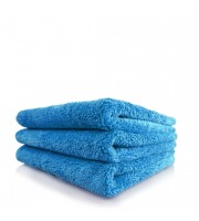 Happy Ending Edgeless Microfiber Towel, Blue (40 x 40 cm)
