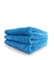 Happy Ending Edgeless Microfiber Towel, 40x40cm červená