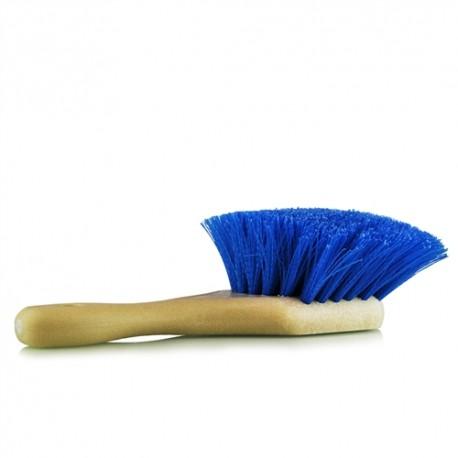 Chemical Resistant Stiffy Brush, Blue