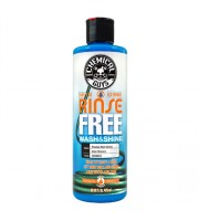 RINSE FREE WASH AND SHINE, THE HOSE FREE RINSELESS CAR WASH