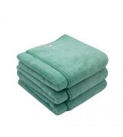 """WORKHORSE XL GREEN PROFESSIONAL GRADE MICROFIBER TOWEL, 24"""" X 16"""" (EXTERIOR)"""