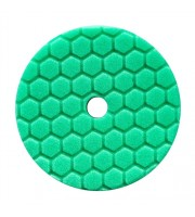 Hex-Logic Quantum Medium-Heavy Cutting Pad, Green (5.5 Inch) - baza prindere 5 Inch