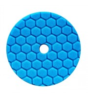 Hex-Logic Quantum Polishing/Finishing Pad, Blue (5.5 Inch) - baza prindere 5 Inch